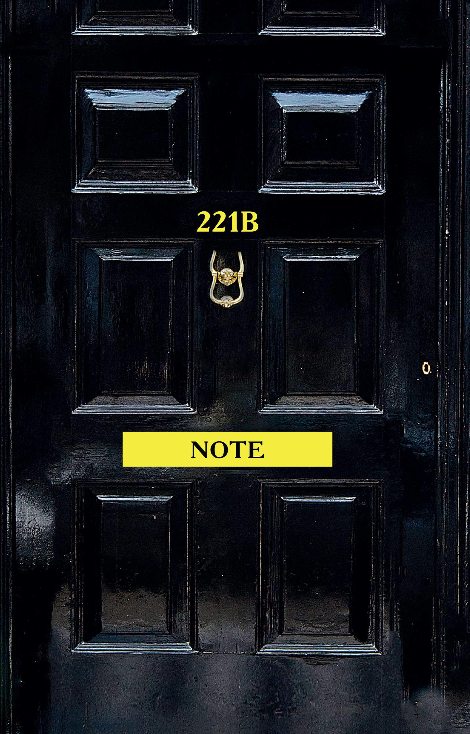 Шерлок. 221b Note.