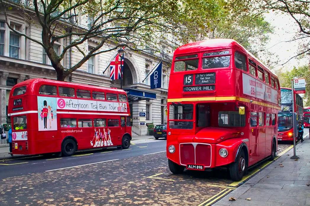 автобус за гранецей